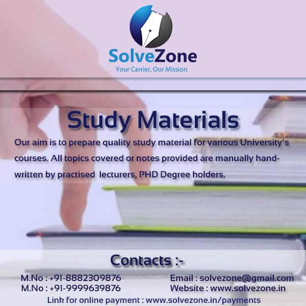 Study-Materials