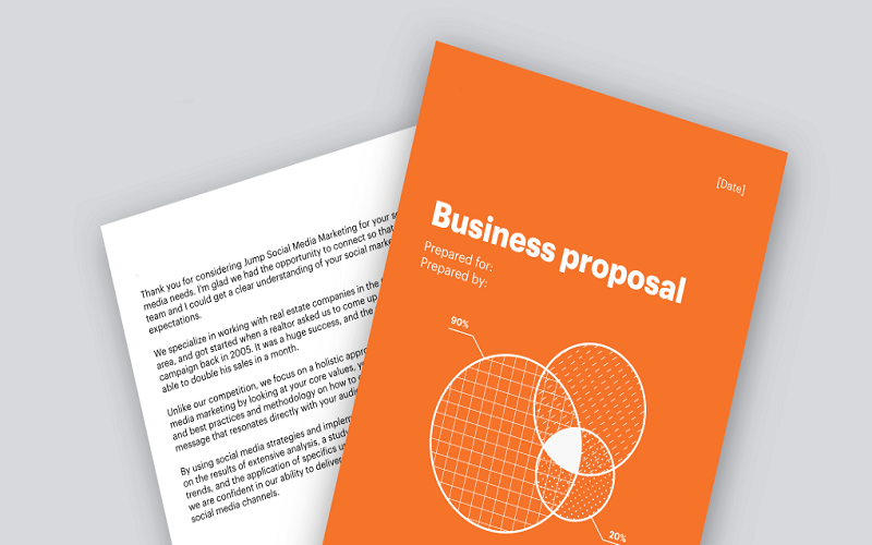 project proposal for business