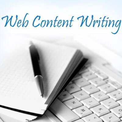 Web Content Writting
